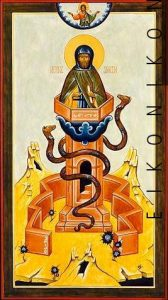 Heilige Simeon de oudere - stiliet