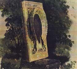 schilderen aquarel penseel maagd