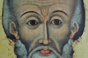 Bulgarian icons. Two exceptional icons of St Nicholas