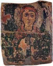 Moeder Gods Blachernitissa, 9e eeuw