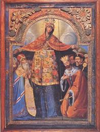 1. Oekraiense ikonen, 18de eeuw