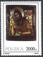 ikoon uit museum Ziemia Lubuska, Polen
