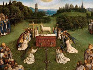 4. Lambrechts, Lam Gods