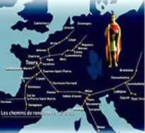 Pilgrims Route of Saint Martin of Tours