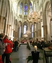 Domkerk, Utrecht, interior