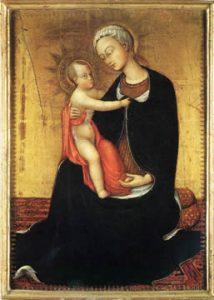 Sassetta, circa 1435, Vatican, Rome