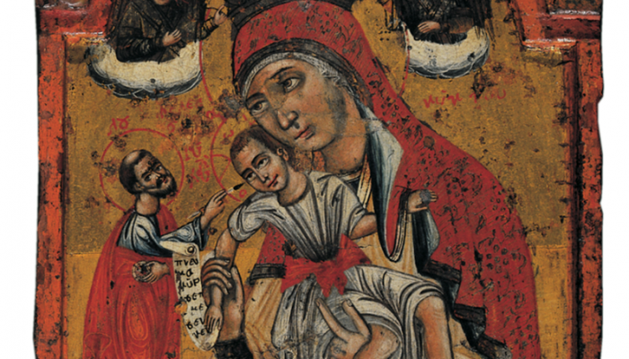 Maria. Van oermoeder naar moeder Maria
