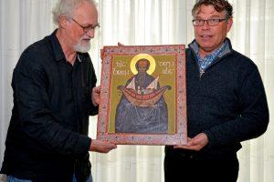 The saga of St. Brendan