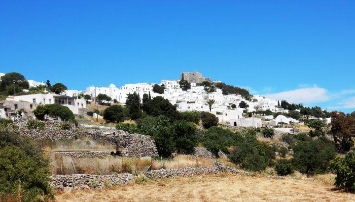 Patmos. Eiland van 365 kloosters, kerken en kapellen